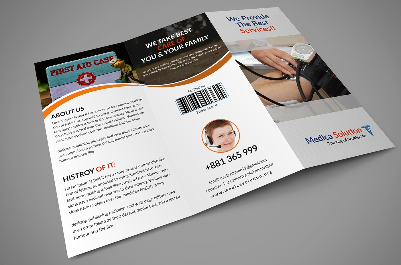 trifold medical