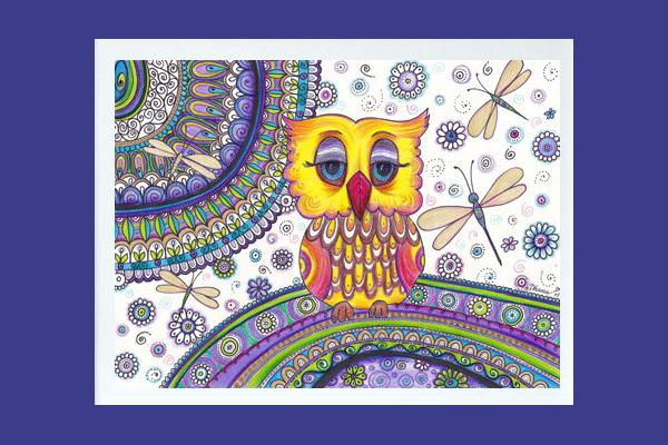 trippy drawing pattern1