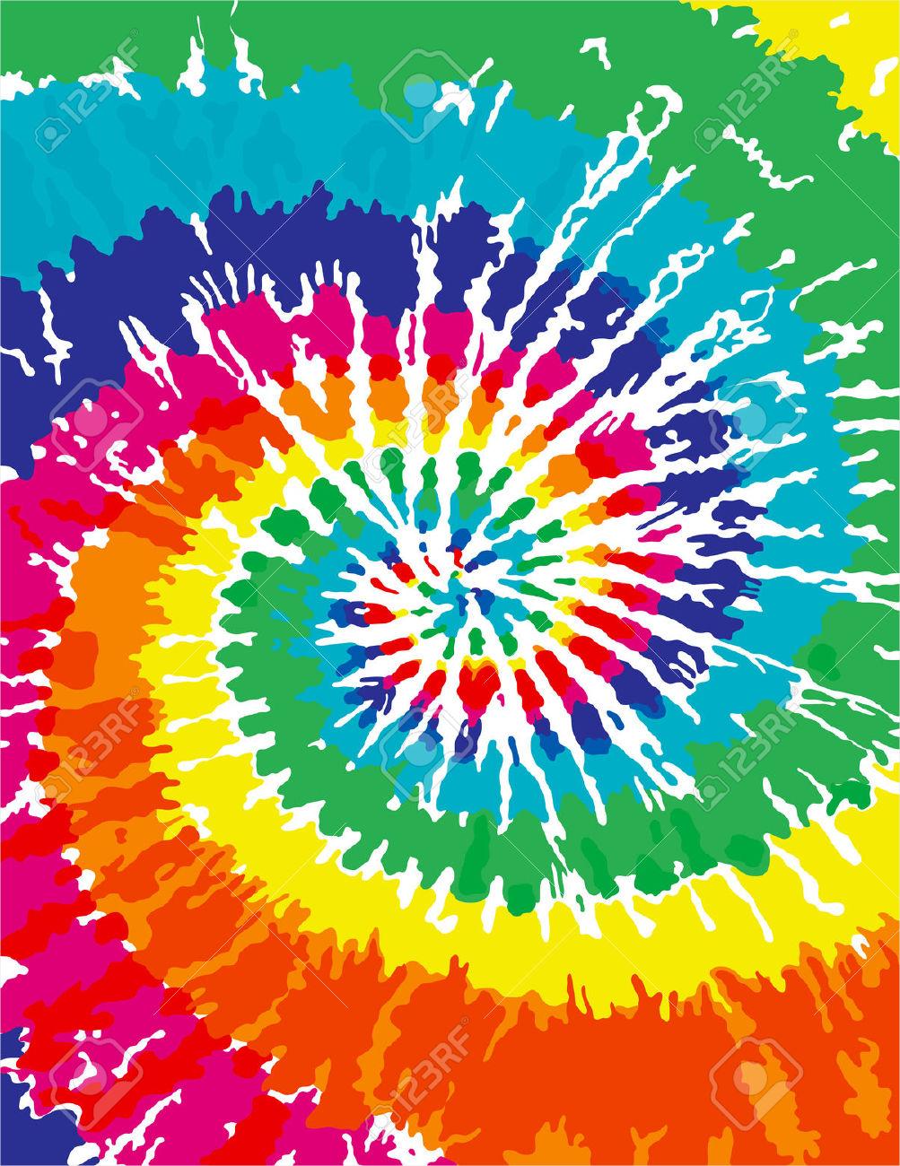 trippy tie dye pattern1