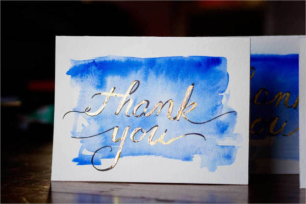watercolor birthday thank you card3