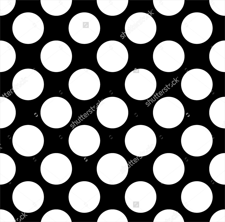big polka dot