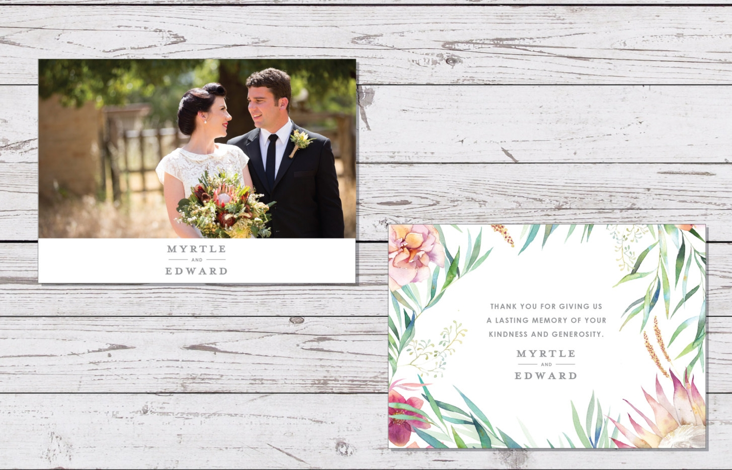 engagement photo card1