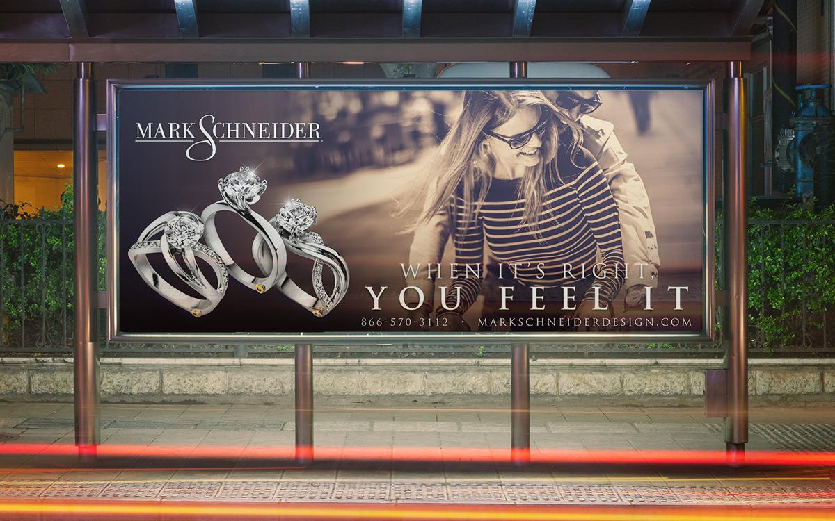 jewelry billboard