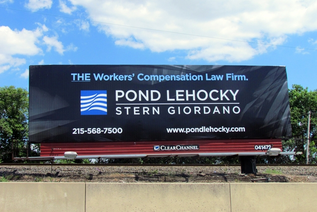 law firm billboard design