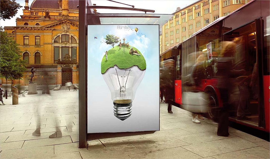 logistics billboard mockup1
