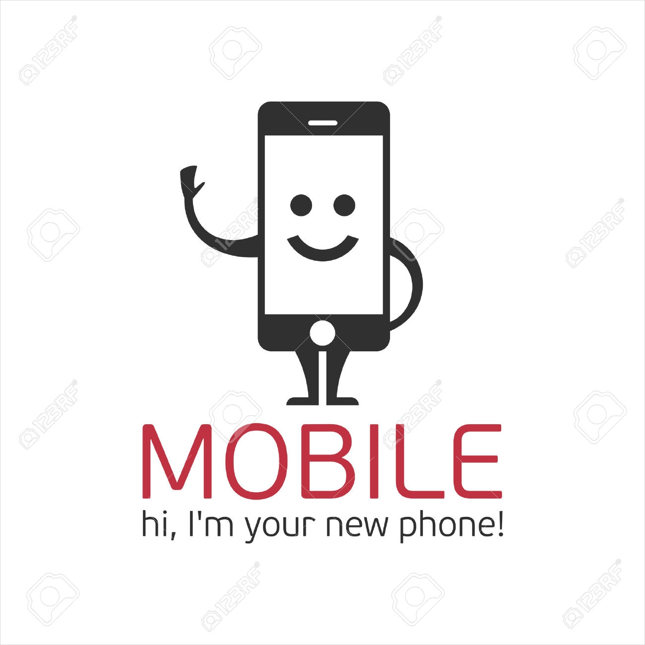 mobile company logo