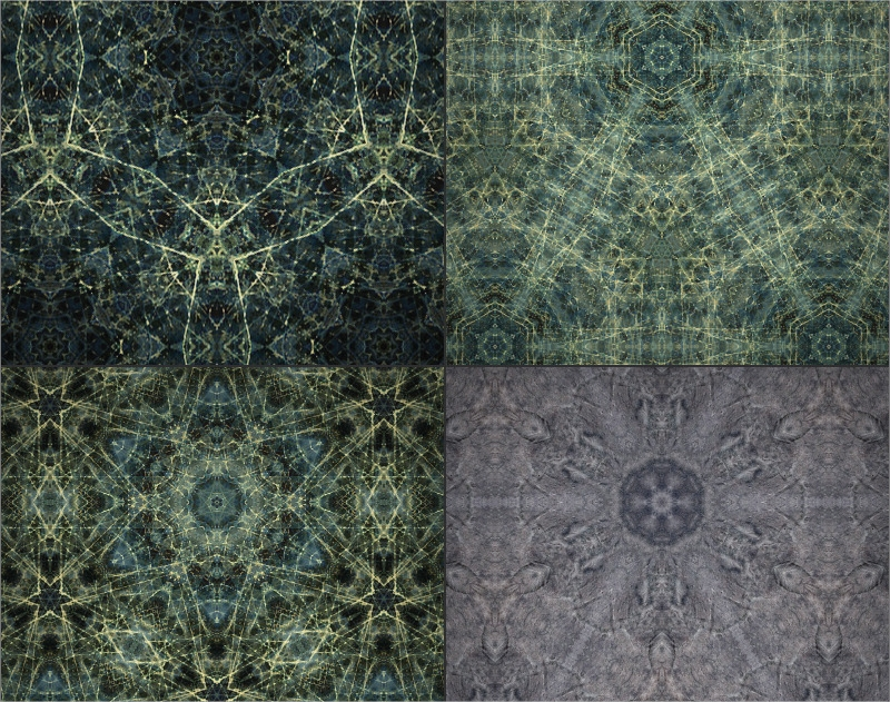 photoshop abstract pattern