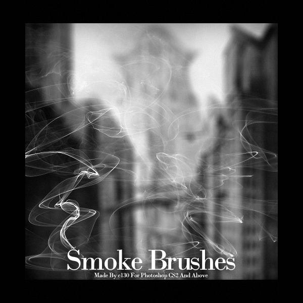 photoshop cigarette smoke