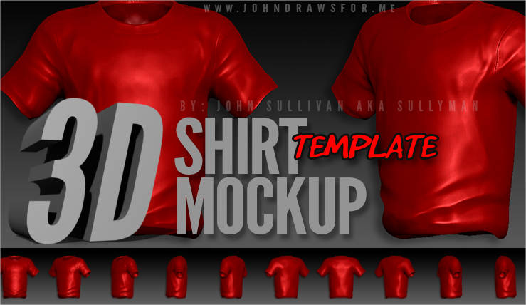 photoshop clothing mock up templates