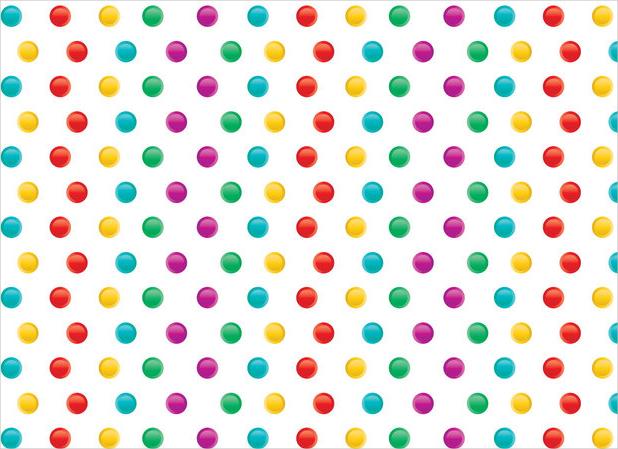 polka dot free vector