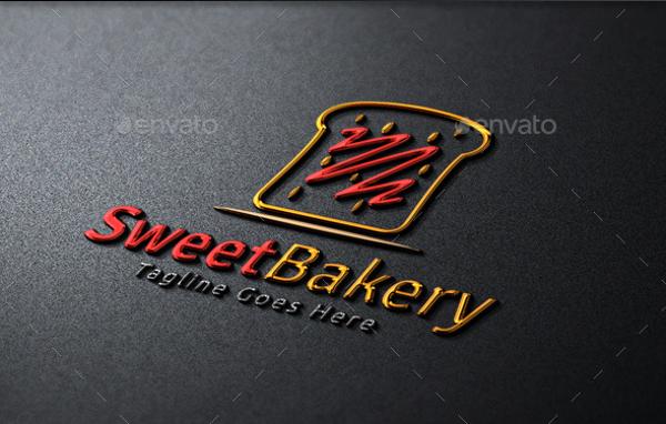 sweet bakery logo