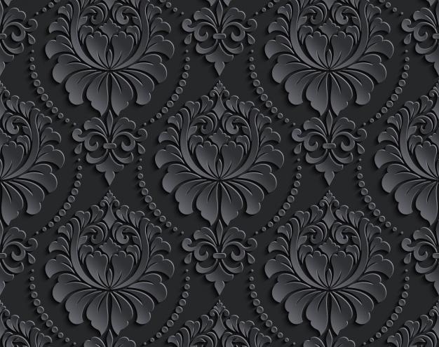 vector vintage patterns