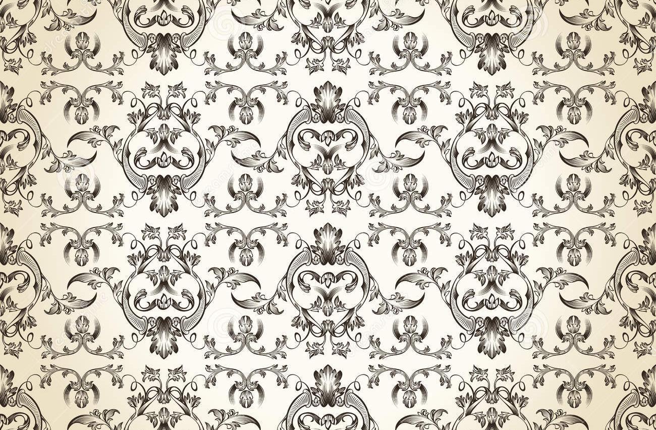 vintage retro pattern