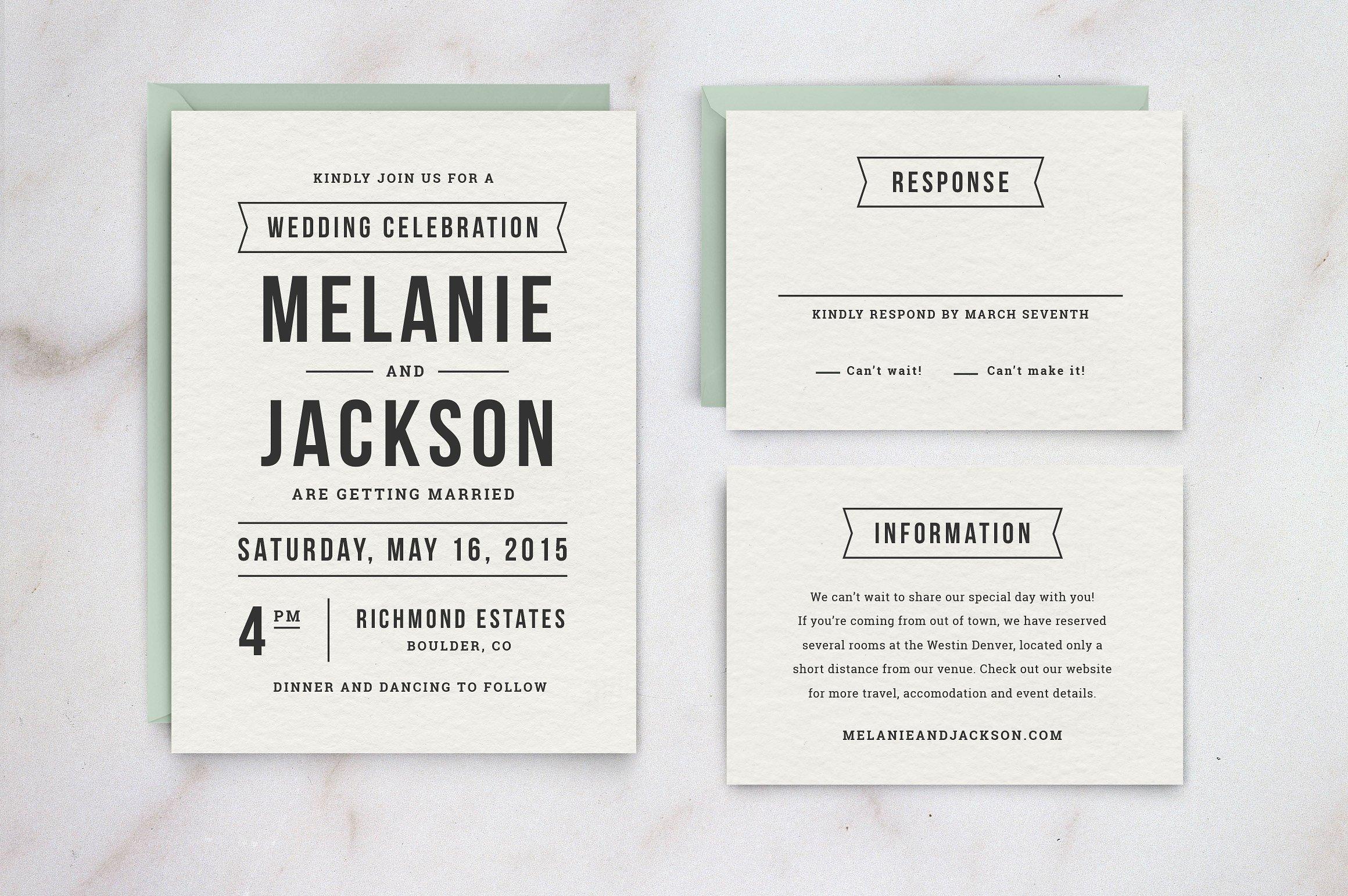 7+ Best Wedding Invitation Designs