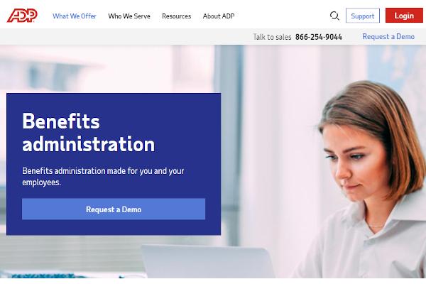 adp benefits administration