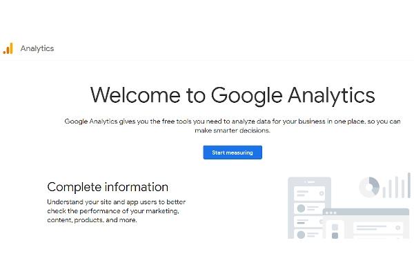 google analyticss