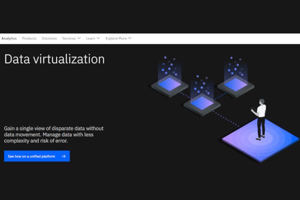 ibm data virtualization
