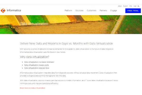 informatica data virtualization