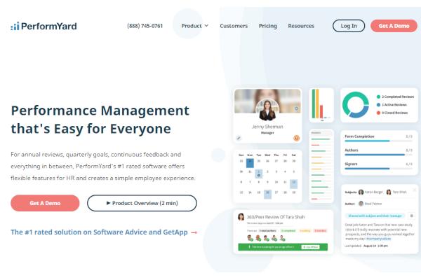performyard performance management
