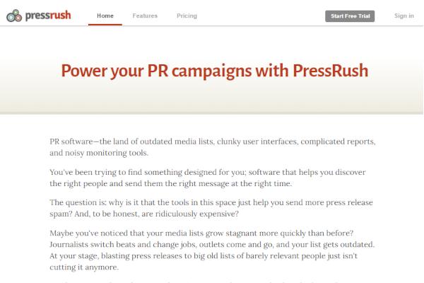 pressrush