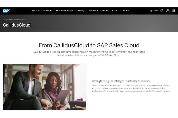 sap callidus cloud