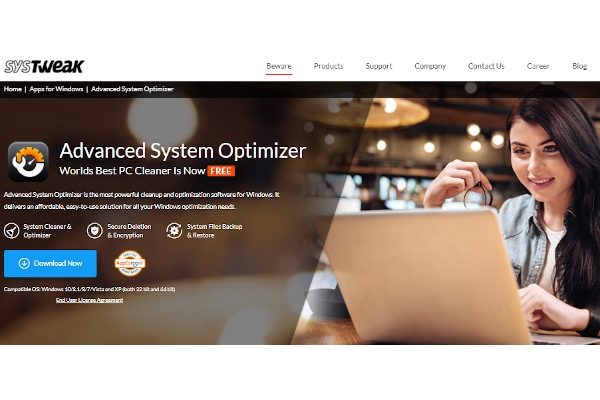 advanced system optemizer