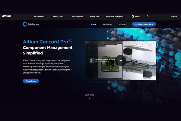 altium concord pro