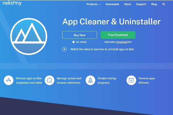 app cleaner uninstaller