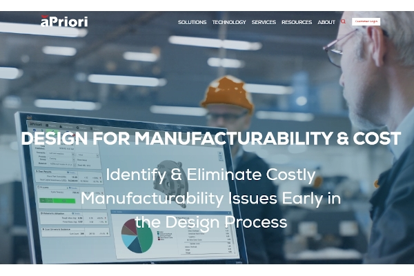 apriori digital manufacturing simulation