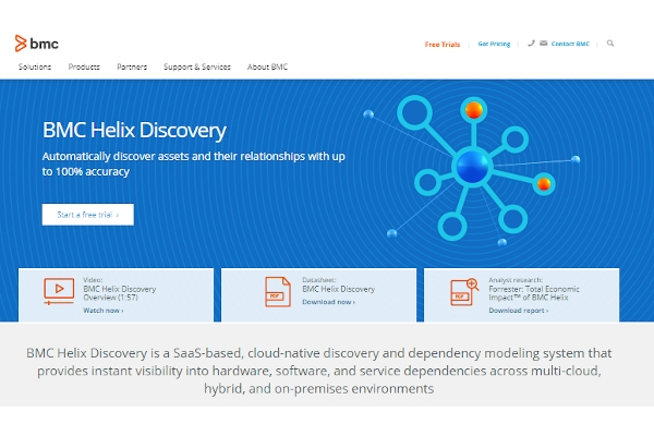 bmc helix discovery