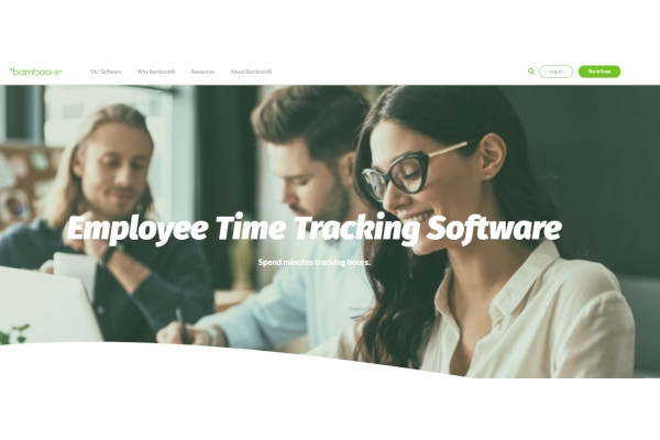 bamboohr time attendance software
