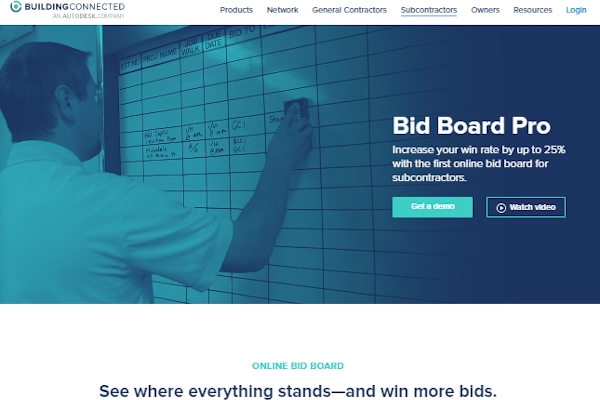 bid board pro