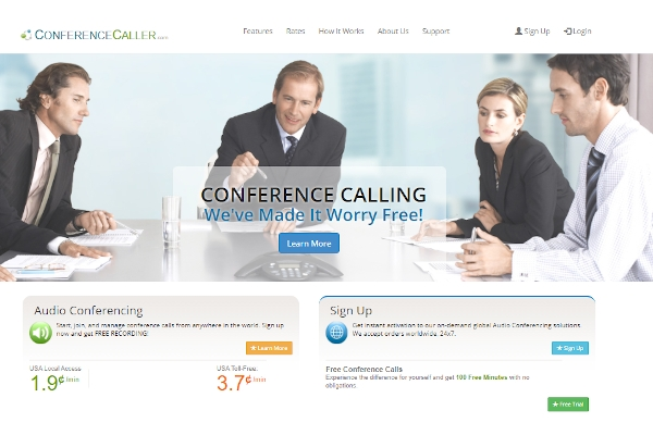 conferencecaller