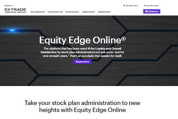 equity edge online