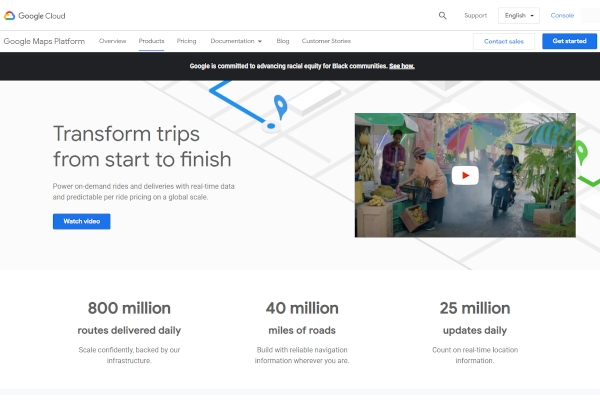 google ridesharing