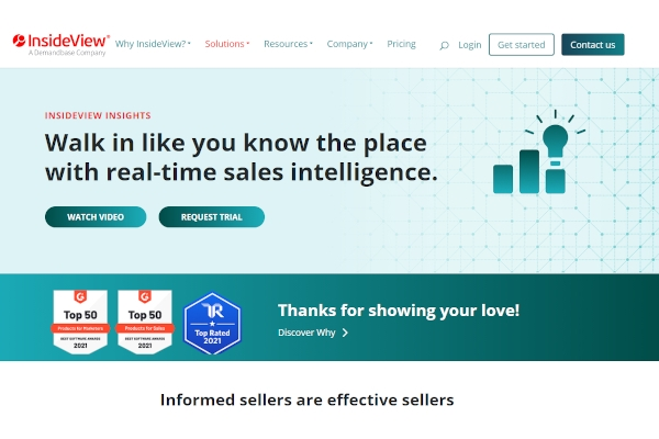 insideview insights