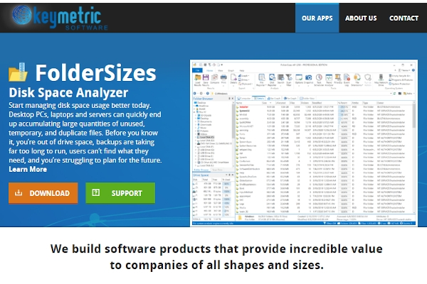 key metric software