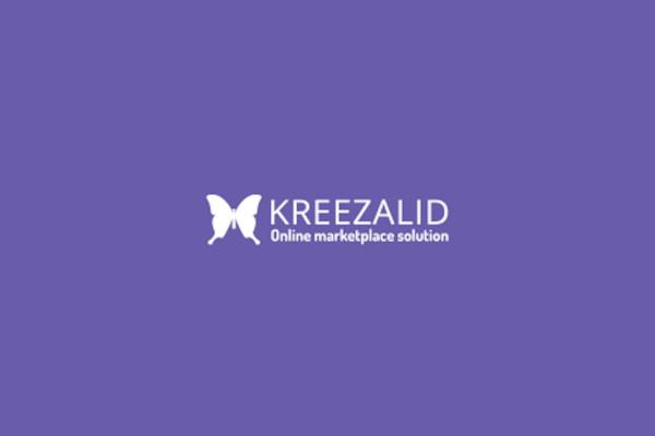 kreezalid marketplace software logo