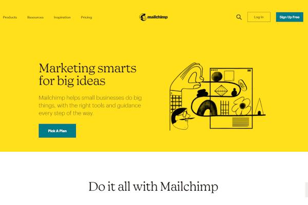 mailchimp all in one marketing platform
