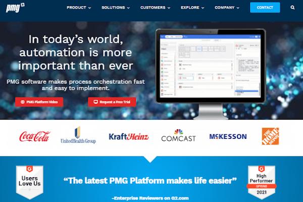 pmg platform