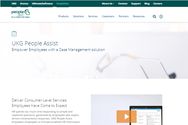 peopledoc hr case management