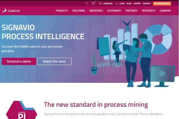 signavio process intelligence