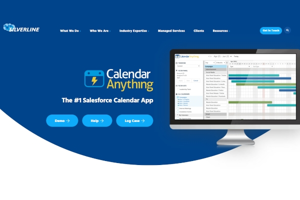 silverline calendaranything