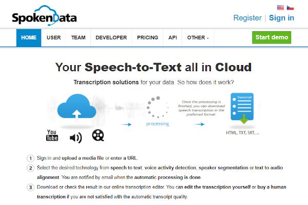 spokendata