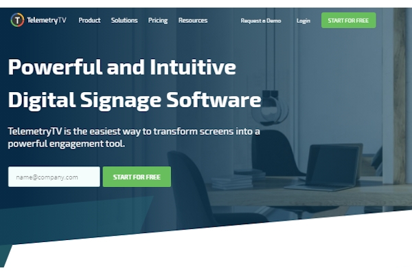 telemetrytv digital signage