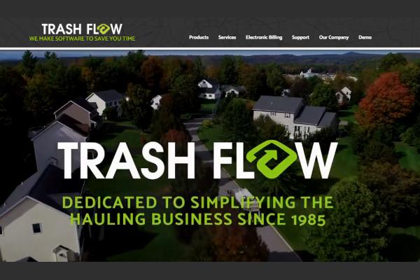 trash flow