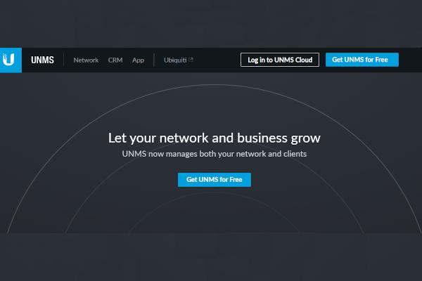 ubiquiti network management system