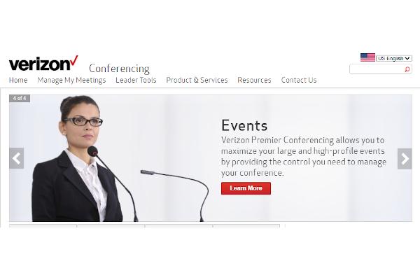 verizon conferencing