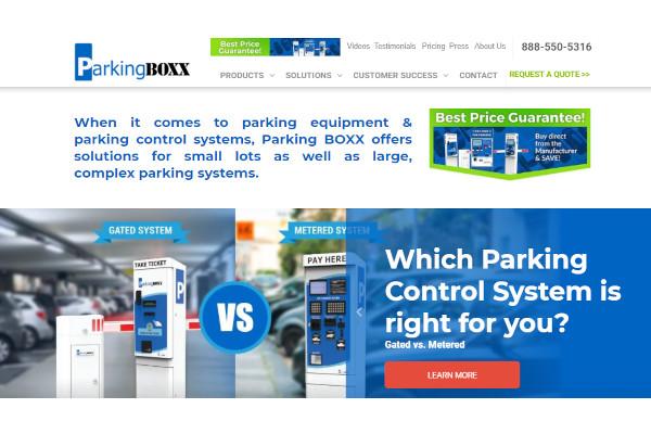 parking boxx