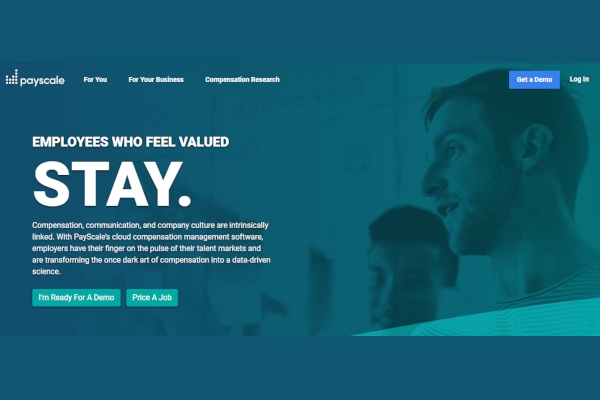 payscale hr
